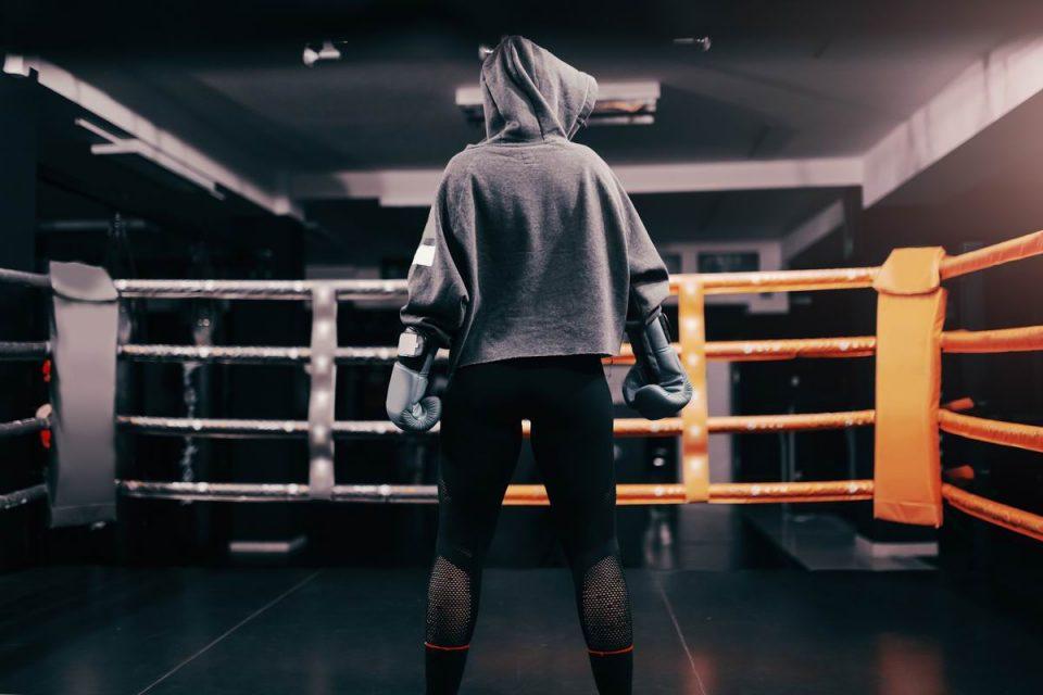 Rings et autres équipements pour la pratique de la boxe