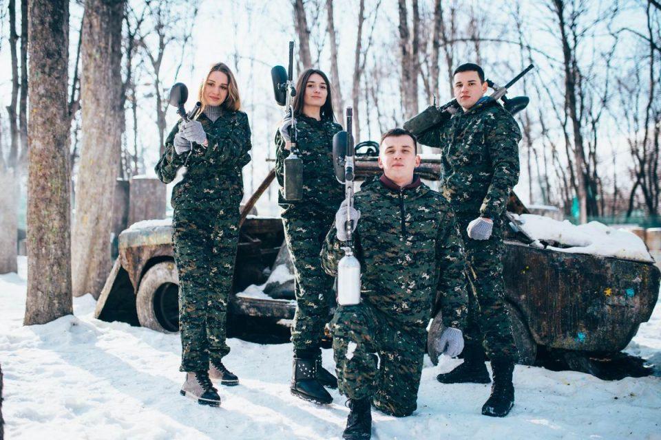 Vêtements et tenues militaires avec Raff Military Textile